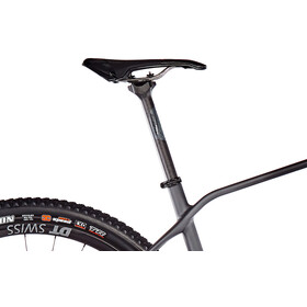 "Orbea Alma M-Team 29"", black/orange"